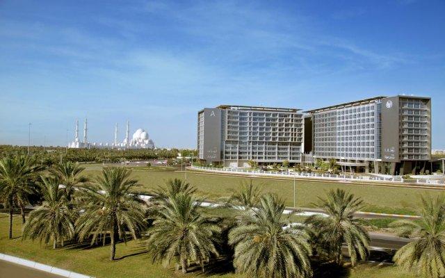 Park Rotana Hotel 0