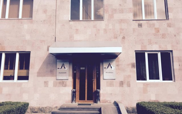 Отель Dghyak Pansion вид на фасад