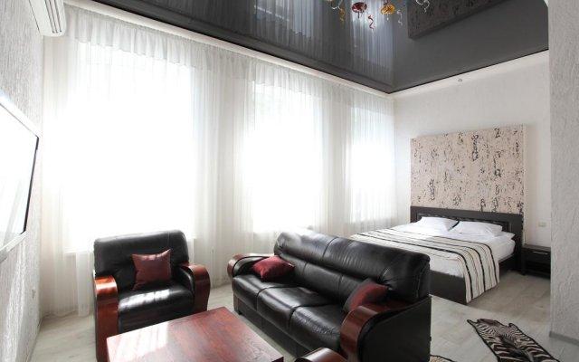 Гостиница Панда комната для гостей