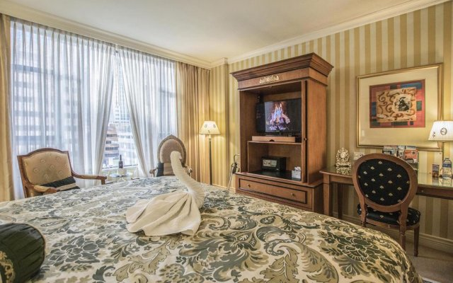 Отель Boutique Downtown Suites - Privately owned Канада, Ванкувер - отзывы, цены и фото номеров - забронировать отель Boutique Downtown Suites - Privately owned онлайн комната для гостей