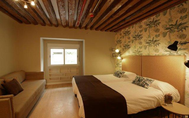 Отель Arenal Испания, Мадрид - 9 отзывов об отеле, цены и фото номеров - забронировать отель Arenal онлайн комната для гостей