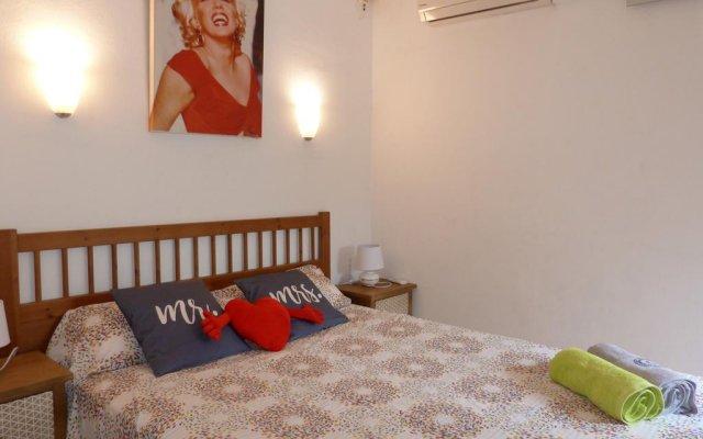 Отель Apartamento Rambla Catalunya Испания, Барселона - отзывы, цены и фото номеров - забронировать отель Apartamento Rambla Catalunya онлайн комната для гостей