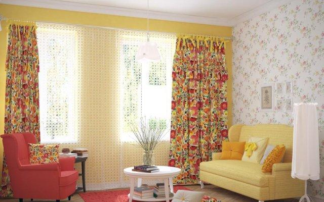 Гостиница Edem Apartmants in Lviv 2 комната для гостей