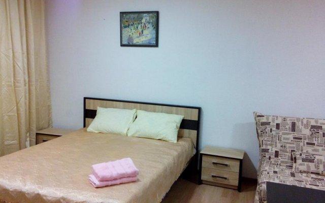 Гостиница Вunker Light комната для гостей