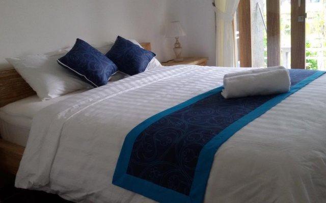 Отель Blu Mango комната для гостей