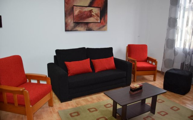 Отель Casa Ribeira Grande комната для гостей