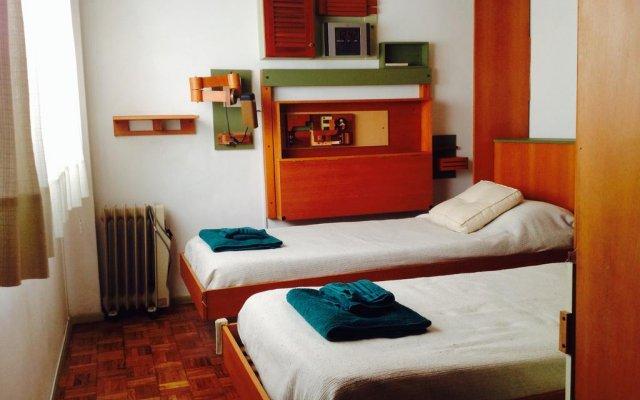 Отель Las Marilubis Obelisco Center комната для гостей