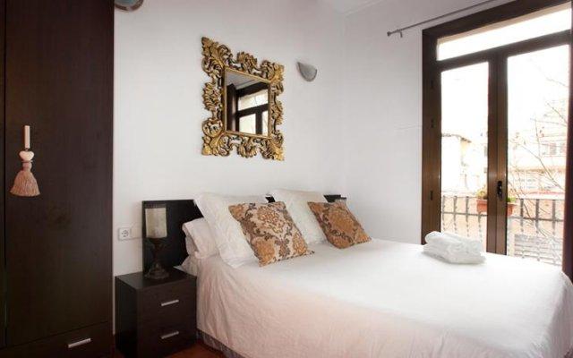 Апартаменты Margarit Apartment Барселона комната для гостей