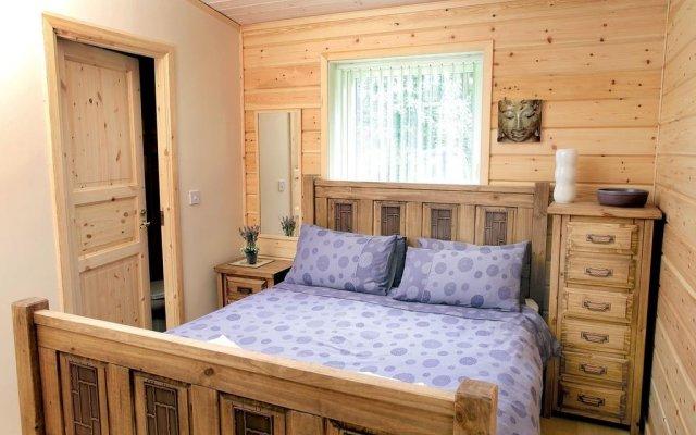 Отель Rudyard Lake Lodges комната для гостей