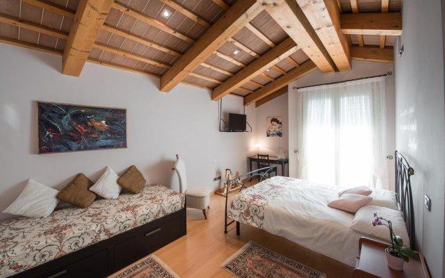 Отель Rosa del Grappa Италия, Роза - отзывы, цены и фото номеров - забронировать отель Rosa del Grappa онлайн комната для гостей