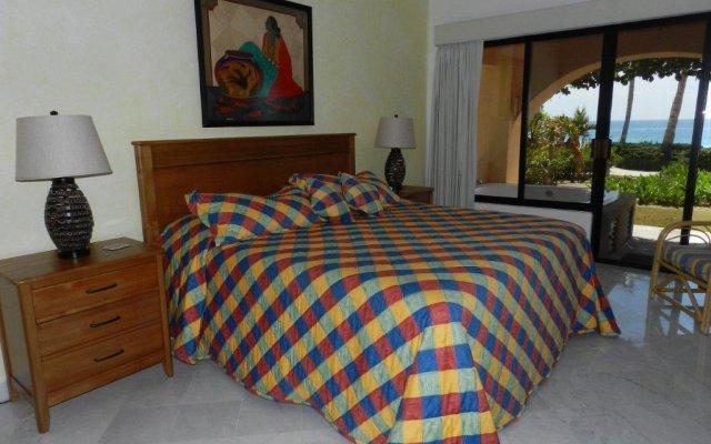 Отель Condominios Brisa - Ocean Front Сан-Хосе-дель-Кабо комната для гостей