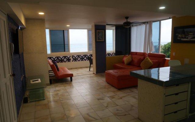 Отель Apartamentos Commodore Bay Club Колумбия, Сан-Андрес - отзывы, цены и фото номеров - забронировать отель Apartamentos Commodore Bay Club онлайн комната для гостей