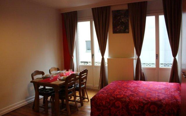 Отель Marc B&B Бельгия, Брюссель - отзывы, цены и фото номеров - забронировать отель Marc B&B онлайн комната для гостей