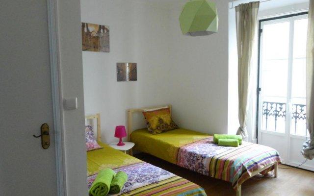 Отель LikeLisboa комната для гостей