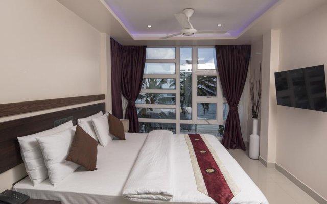 Отель The White Harp Beach Hotel Мальдивы, Мале - отзывы, цены и фото номеров - забронировать отель The White Harp Beach Hotel онлайн комната для гостей