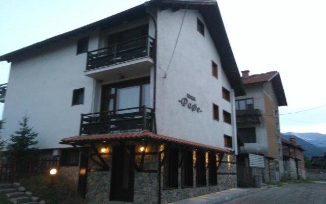 Отель Guest House Raffe вид на фасад