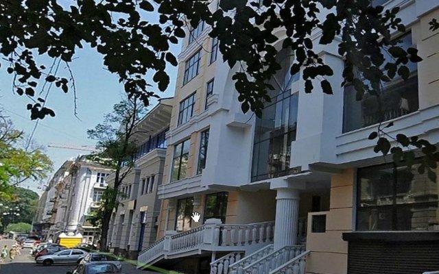 Гостиница Турист Инн вид на фасад