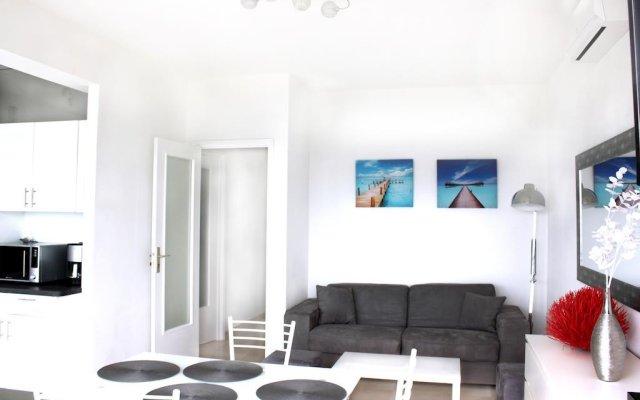 Отель Le Riviera Plage комната для гостей