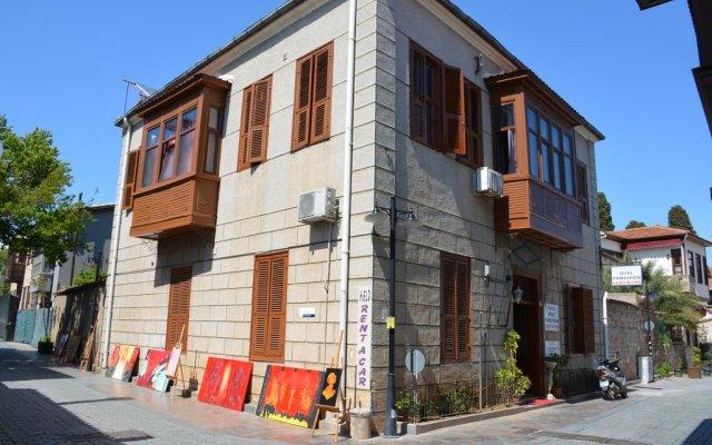Held Hotel Kaleici Турция, Анталья - 3 отзыва об отеле, цены и фото номеров - забронировать отель Held Hotel Kaleici онлайн вид на фасад