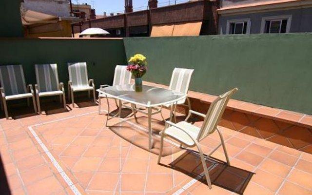Отель Marogo Arguelles балкон