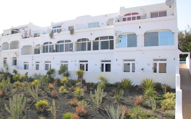 Отель 3C Fuerteventura Jardín del Río вид на фасад