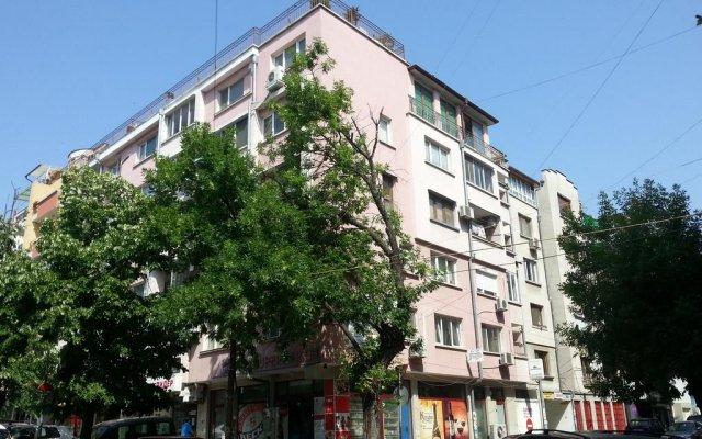 Апартаменты Studio Zora вид на фасад