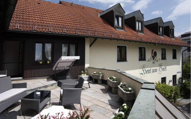Hotel Garni Zum Gockl Унтерфёринг