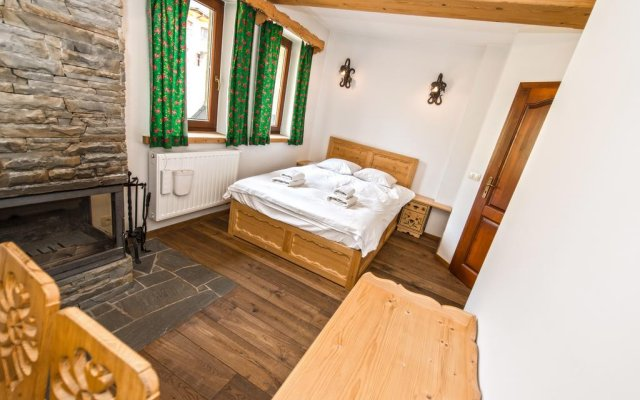 Отель Apartamenty Sun&snow Ciągłowka Закопане комната для гостей
