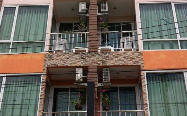 Отель Baan Tonnam Guesthouse вид на фасад