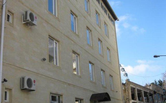 Гостиница Рица вид на фасад