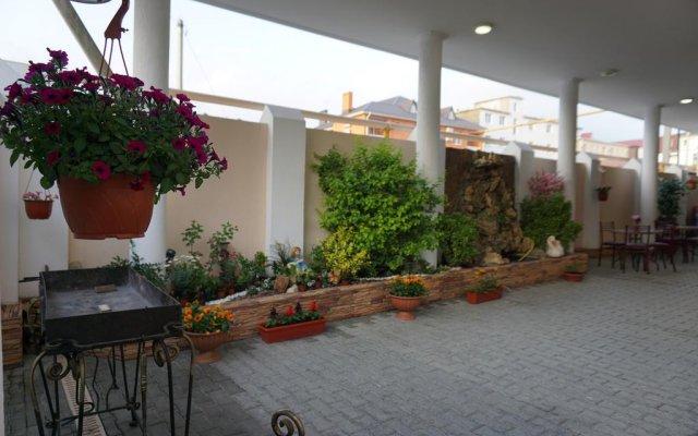 Гостиница Guest House Viktoria вид на фасад