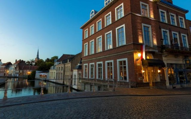 Canalview Hotel Ter Reien 0