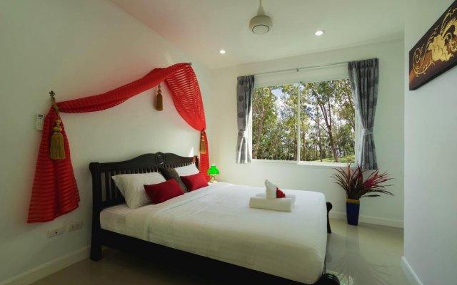 Отель Villa Nap Dau Crown комната для гостей