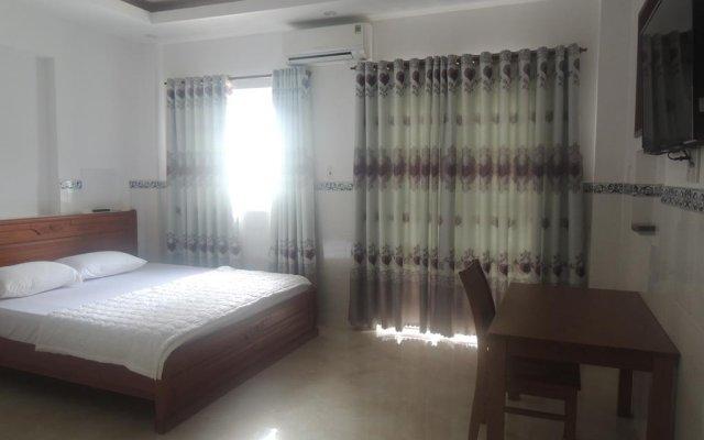 Отель Nhu Hoai 2 Apartment Вьетнам, Вунгтау - отзывы, цены и фото номеров - забронировать отель Nhu Hoai 2 Apartment онлайн комната для гостей