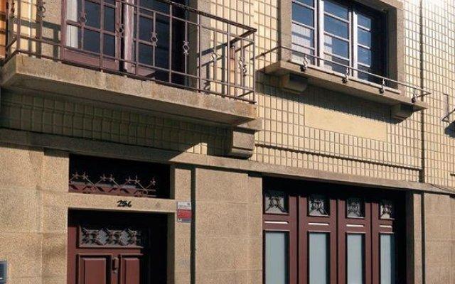 Отель Uporto House вид на фасад