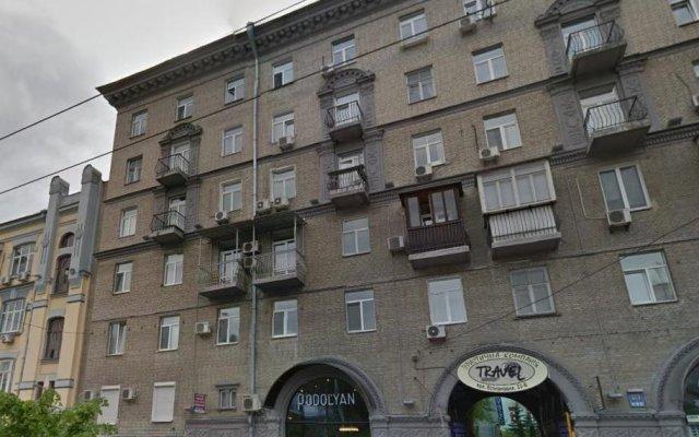 Апартаменты Ok Apartments near Palace Sporta - Kiev вид на фасад