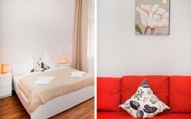 Апартаменты Ruzova Apartment By Ruterra комната для гостей