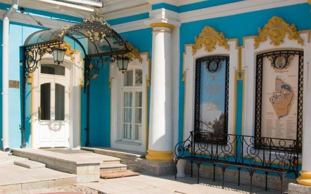 Гостиница Екатерина вид на фасад