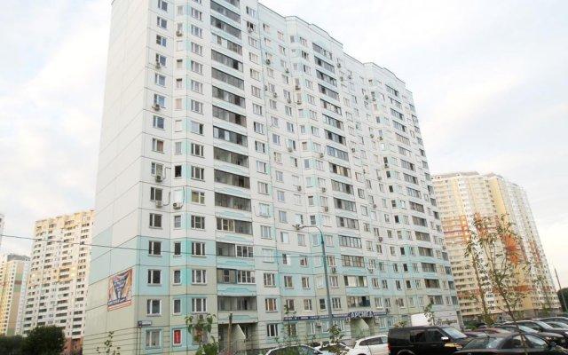 Апартаменты Мякинино вид на фасад