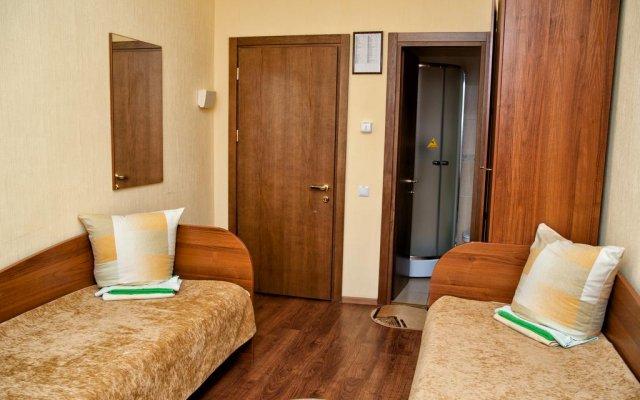 Гостиница Bila Akacia комната для гостей