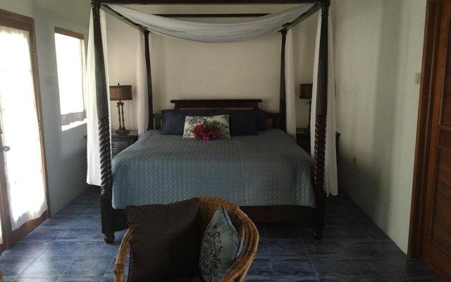 Отель Blue Sky Villa комната для гостей