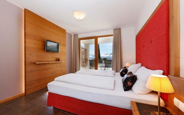 Отель Gattererhof Горнолыжный курорт Ортлер комната для гостей