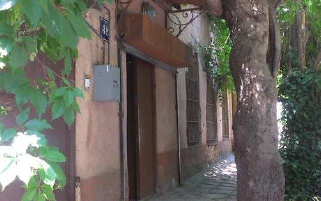 Hostel 48a вид на фасад