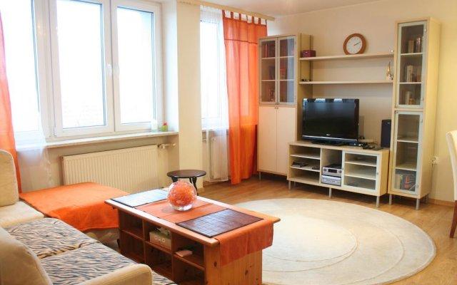 Отель Apartamenty Varsovie Śródmieście - Aleje Jerozolimskie комната для гостей