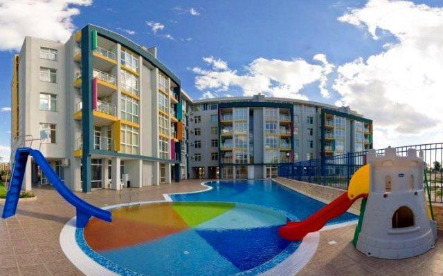 Апартаменты Oleg's Apartment in Sun City 3 Солнечный берег детские мероприятия