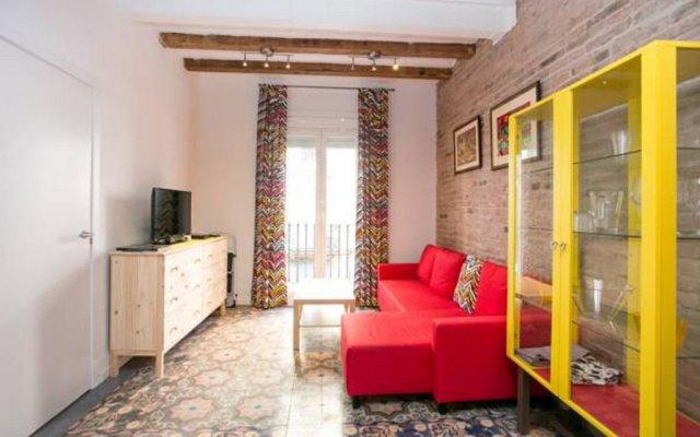 Апартаменты Apartment Poble Sec Барселона комната для гостей