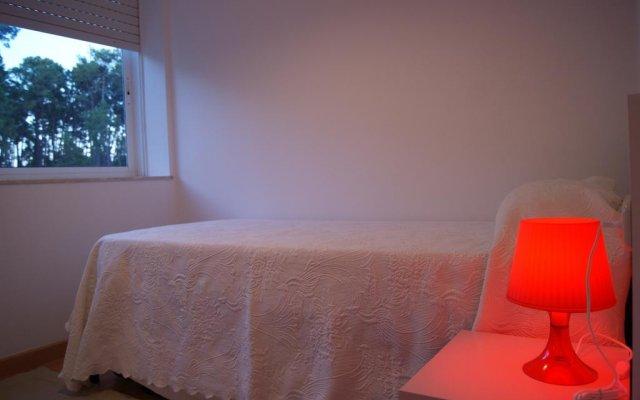 Отель Apartamento Illa da Toxa Эль-Грове комната для гостей