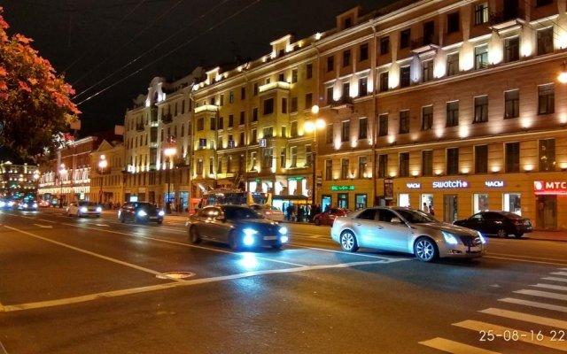 Krasny Terem Hotel вид на фасад