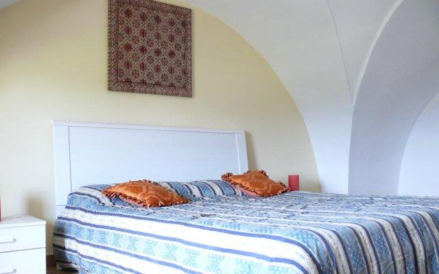 Отель B&B Villa Mimina Лечче комната для гостей