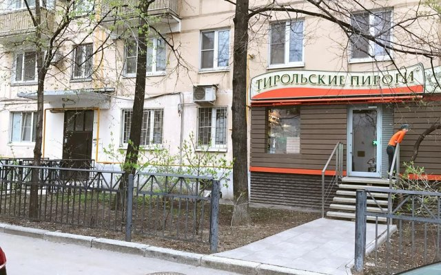 Гостиница Apart Kaloshin pereulok 6 №11 вид на фасад